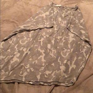 Shirt -camo
